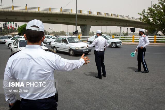تشریح محدودیت و ممنوعیتهای تردد در فارس