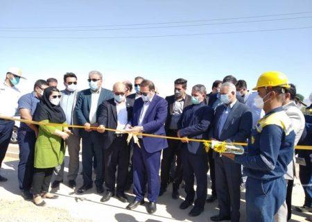 افتتاح ۸۰ میلیارد ریال طرح عمرانی و صنعتی در سروستان