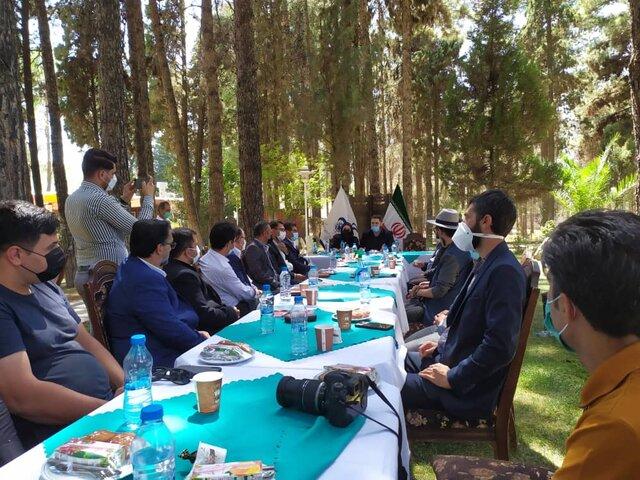 برداشته شدن گامهای اول ساخت یک فیلم در شیراز و مرودشت