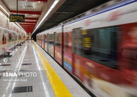 مسافرگیری خط دو مترو شیراز تا سال آینده
