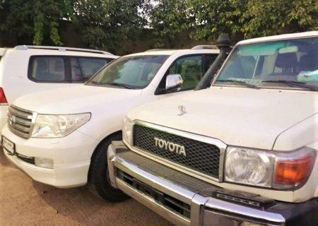 توقیف۱۷ دستگاه خودرو قاچاق در فارس