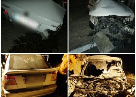 روز پرکار برای اورژانس داراب؛ ۳ حادثه با ۲۵ مصدوم