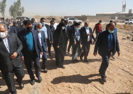 مشکل فاضلاب در کمربندی شیراز حل نشود دادگستری ورود میکند