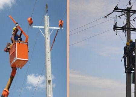 تعمیرات ۶۶۰۰ کیلومتر شبکه برق فارس انجام شده است