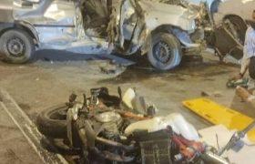 دو حادثه رانندگی در شیراز با ۲ کشته و۷ زخمی