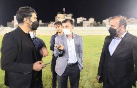 ورزشگاه حافظیه میزبان بازیهای فجر در لیگ برتر شد
