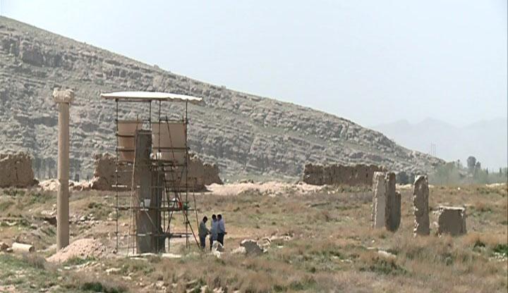 راه اندازی پایگاه دائمی پژوهشی در شهر تاریخی استخر