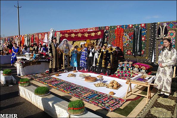 جزییات پیشنهاد برگزاری جشنواره نوروزی تاجیکستان در شیراز