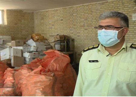 کشف ۶۰ میلیارد ریال داروی فاسد در شیراز
