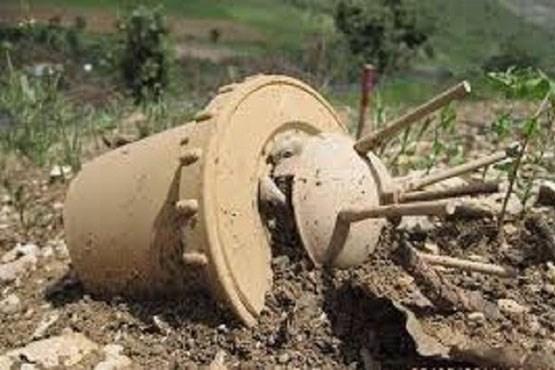 انفجار مین در دهلران باعث مرگ یک نفر شد