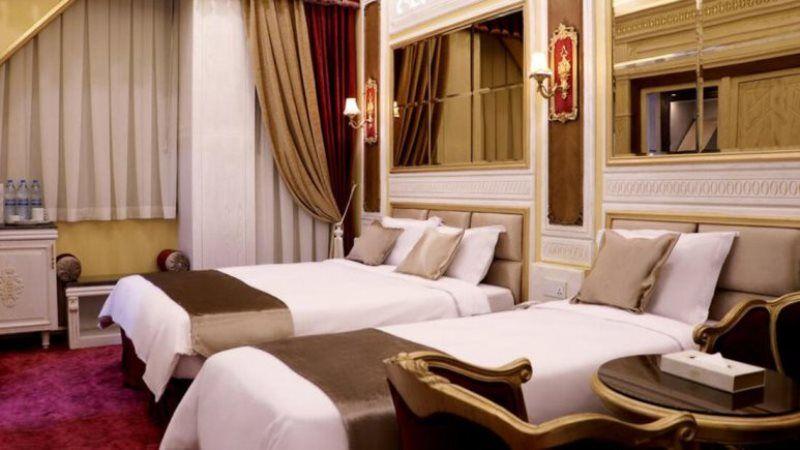ضریب اشغال هتلهای فارس به ۳۰ درصد رسیده است