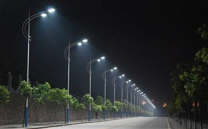 خاموش شدن ۲۲۰۰ چراغ روشنایی معابر در فارس