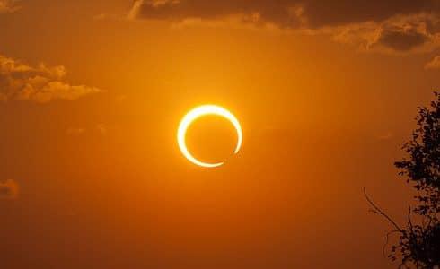 جزییات خورشیدگرفتگی اول تیر ۹۹