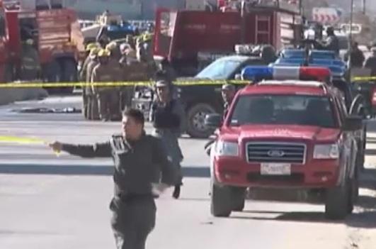 انفجار مرگبار در نزدیکی اداره پلیس کابل