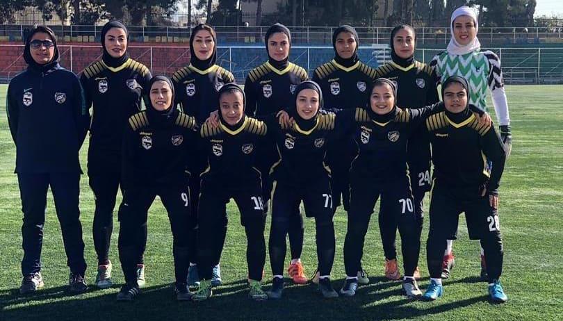 پیروزی حساس تیم فوتبال آذرخش زاگرس شیراز
