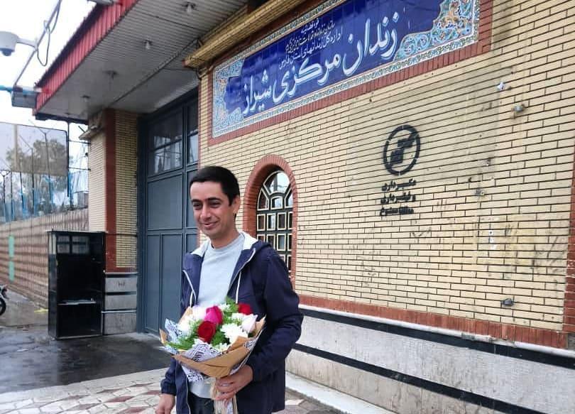 مهدی حاجتی پس از ۲۳۶ روز از زندان آزاد شد