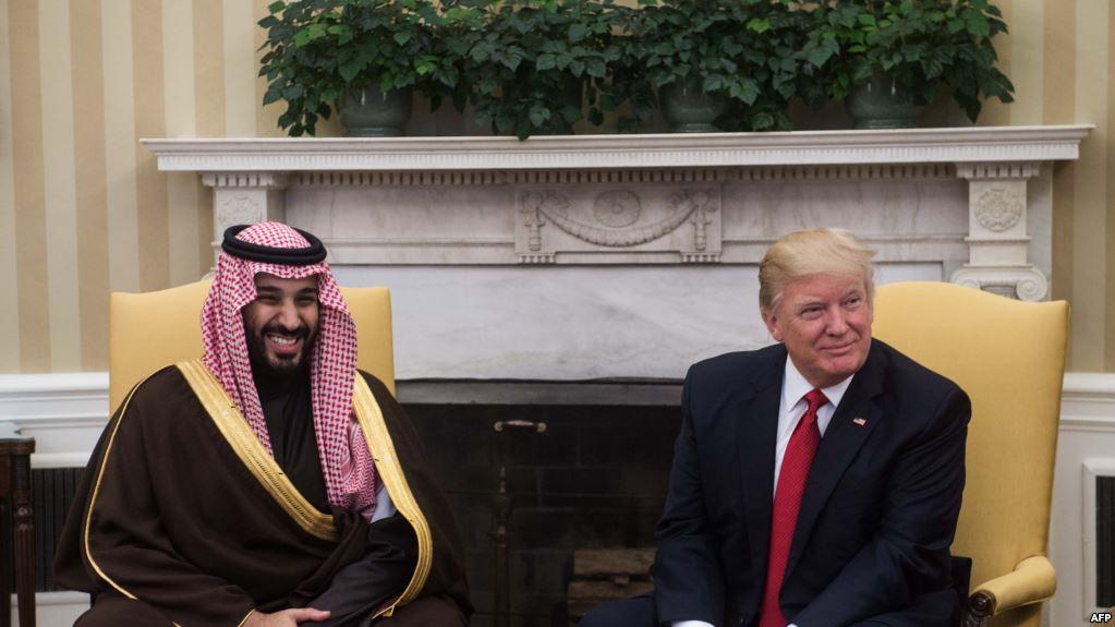 رویترز: قرارداد تسلیحاتی 100 میلیارد دلاری آمریکا با عربستان در مراحل نهایی است