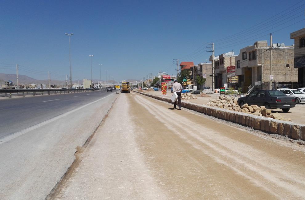 تصویب طرح احداث روگذر در محور گویم-شیراز