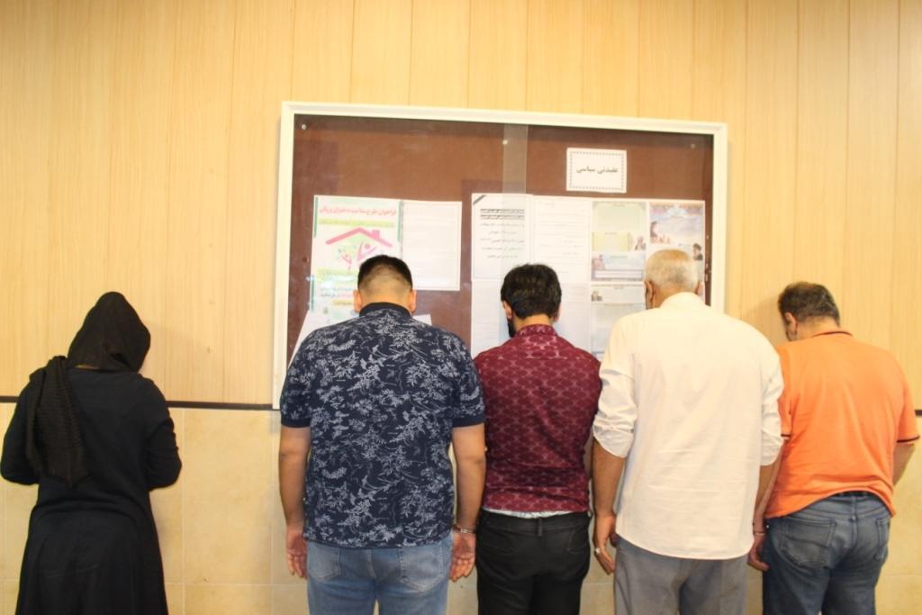 دستگیری باند جعل اسناد در شیراز