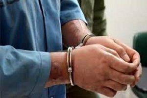 دستگیری سارق قطعات و محتویات خودرو در شیراز