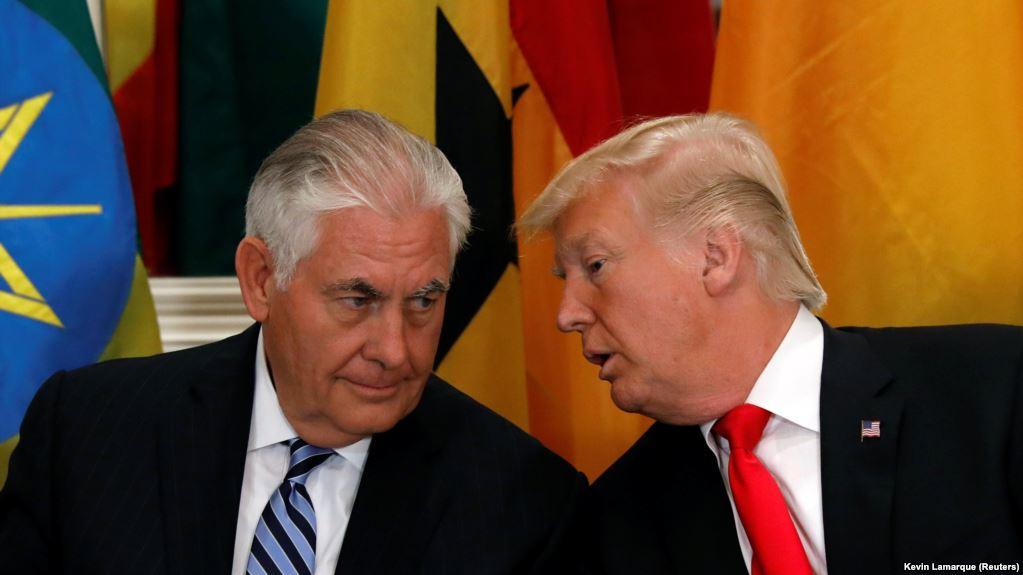 اختلاف نظر رییسجمهوری آمریکا و وزیر خارجهاش بر سر برجام