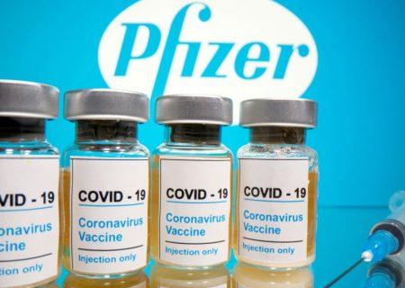 استفاده از واکسن کرونای کمپانی فایزر در بریتانیا تایید شد