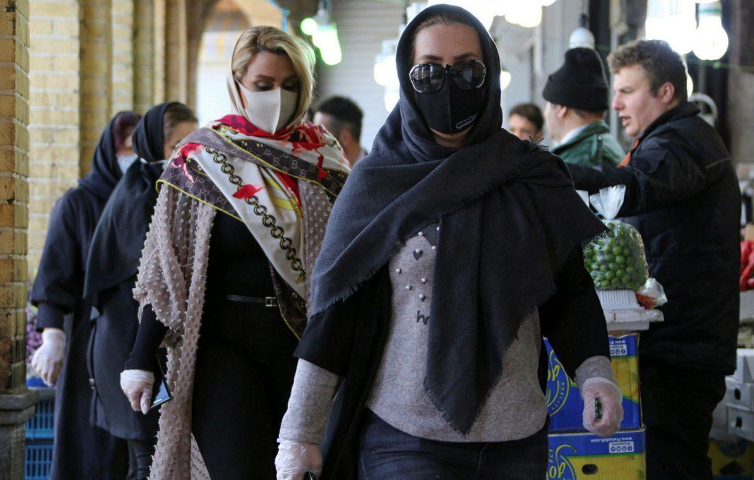 کرونا در شیراز؛ ۳۰۷۰ مبتلا