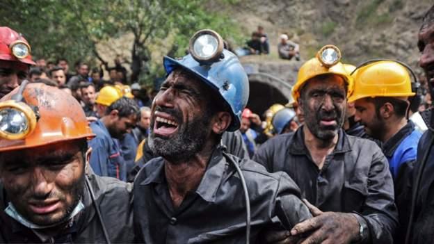شمار کشتهشدگان حادثه معدن یورت به 42 تن رسید