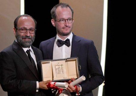 برندگان جشنواره کن معرفی شدند؛ فرهادی «جایزه بزرگ» را از آن خود کرد