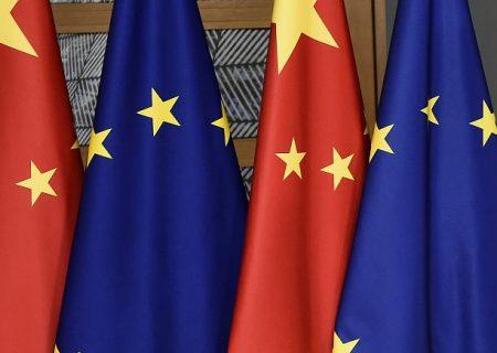 پارلمان اروپا توافق سرمایهگذاری با چین را تا زمان پابرجا ماندن تحریمهای پکن بررسی نمیکند