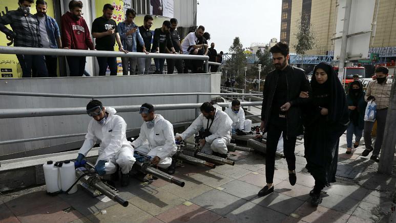 پیشبینی ۳ سناریو برای شیوع کرونا در ایران