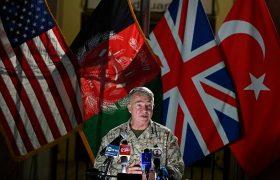 آمریکا طالبان را به تشدید و ادامه حملات هوایی تهدید کرد
