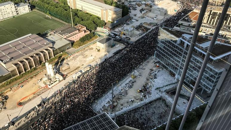 از جورج فلوید تا آدام ترائوره؛ اعتراض به خشونت نژادپرستانه پلیس از آمریکا به فرانسه رسید
