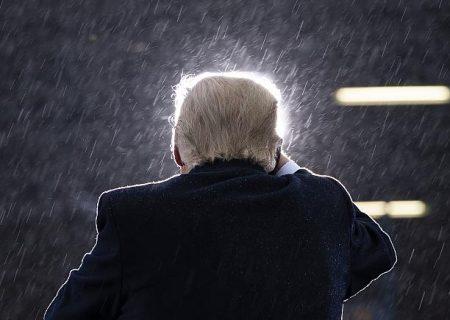 ترامپ با اوهایو به کارزار تبلیغاتی باز میگردد و بیانیه میدهد