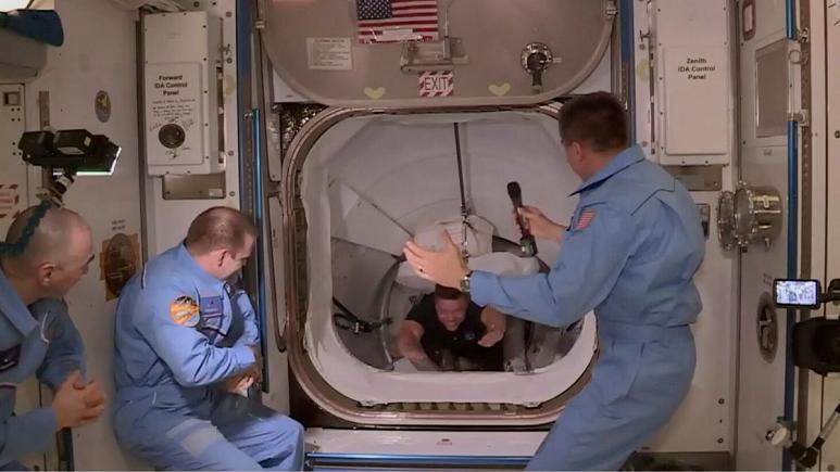 شرح فضانوردان از تجربه پرتاب با فضاپیمای اسپیس ایکس به مدار زمین