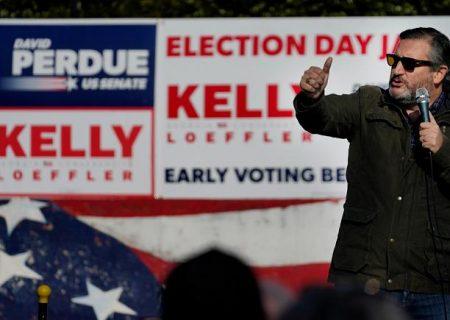 ۱۱ سناتور جمهوریخواه پیروزی بایدن در انتخابات را به چالش میکشند