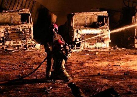 برآورد بیش از ۷۰ کشته و زخمی در انفجار مرزی ایران و افغانستان؛ ۵ میلیون دلار کالا سوخت