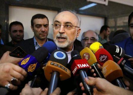 رئیس سازمان انرژی اتمی «حادثه» نطنز را با عنوان «تروریسم هستهای» محکوم کرد