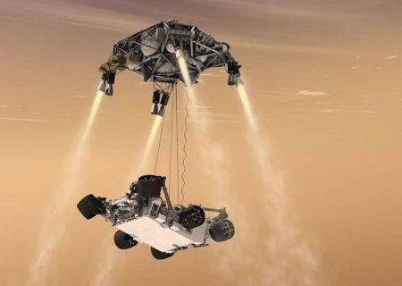 ناسا برای «۷ دقیقه وحشت» بر فراز مریخ آماده میشود