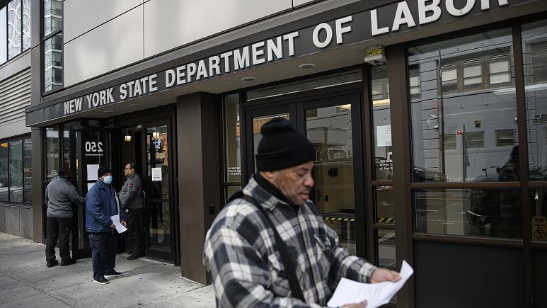 رکورد جدید در آمریکا؛ ۶.۶۵ میلیون نفر در یک هفته اعلام بیکاری کردند