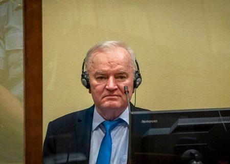 حکم حبس ابد برای «قصاب بوسنی» در دیوان لاهه تائید شد