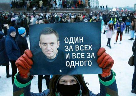 دور تازه تظاهرات ضد دولتی در روسیه؛ پلیس ۴ هزار هوادار ناوالنی و مخالف پوتین را بازداشت کرد