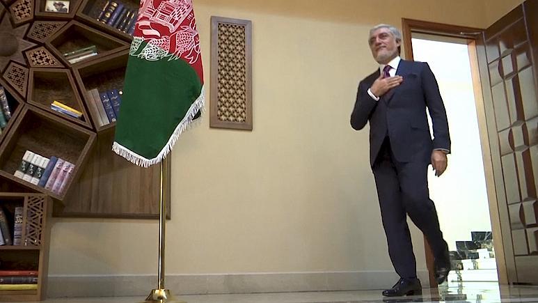 عبدالله عبدالله: هنوز قانع نشدهام که طالبان خواهان صلح هستند