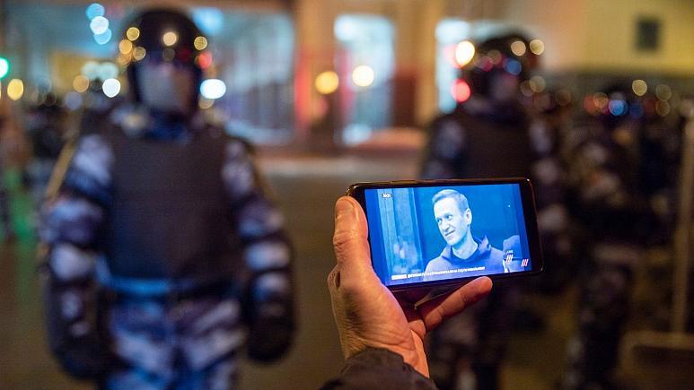 اروپا و آمریکا نسبت به احتمال مرگ ناوالنی در زندان به روسیه هشدار دادند