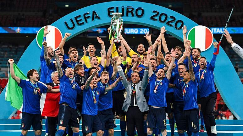 فینال یورو ۲۰۲۰؛ لاجوردیهای ایتالیا با پیروزی بر انگلیس قهرمان اروپا شدند