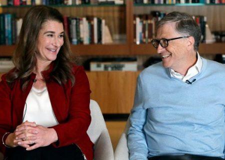 بیل و ملیندا گیتس تصمیم به جدایی گرفتند