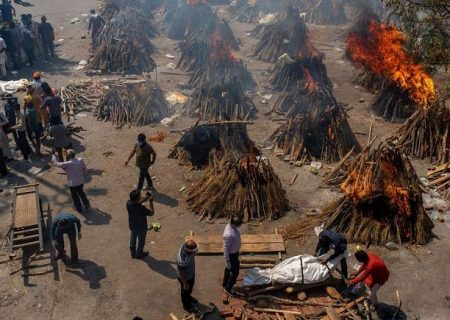 هند چگونه در مصیبت کرونا گرفتار شد؟