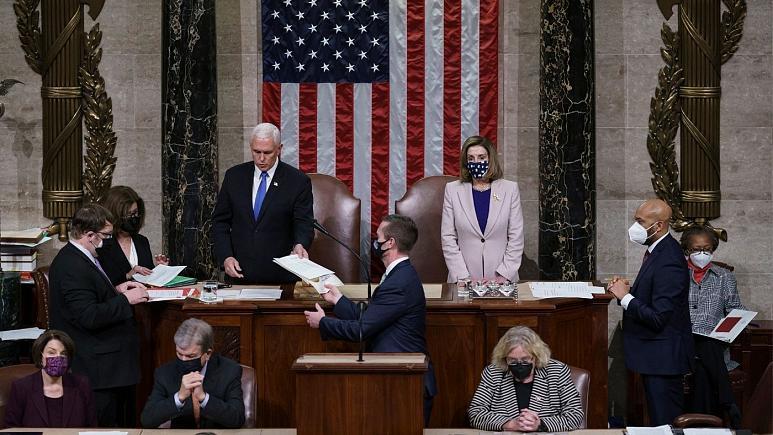 دموکراتها طرح استیضاح ترامپ را به مجلس نمایندگان میآورند