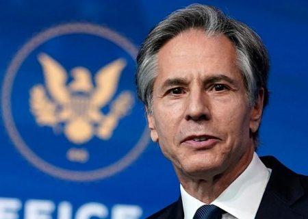 سنای آمریکا صلاحیت بلینکن را برای سمت وزیر امور خارجه تأیید کرد