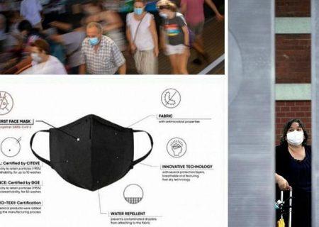 پرتغالیها ماسکی ساختند که ویروس کرونا را «غیرفعّال» میکند